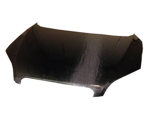 VIS Racing - Carbon Fiber Hood OEM Style for AUDI TT 2DR 08-15
