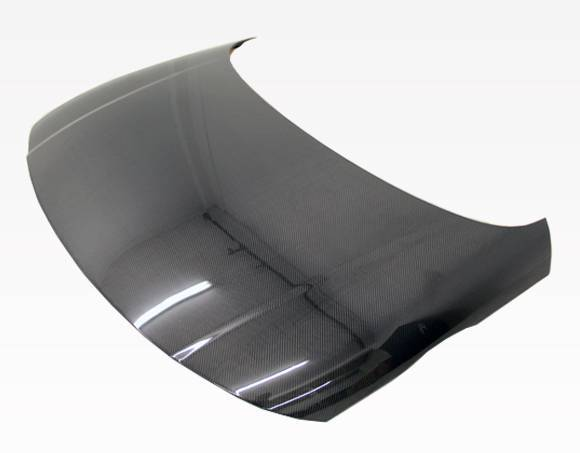 VIS Racing - Carbon Fiber Hood OEM Style for AUDI TT 2DR 00-06