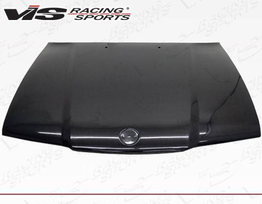 VIS Racing - Carbon Fiber Hood OEM Style for BMW 3 SERIES(E36) 4DR 92-98