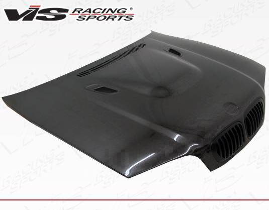 VIS Racing - Carbon Fiber Hood E92 M3 Style for BMW 3 SERIES(E46) 2DR 99-03