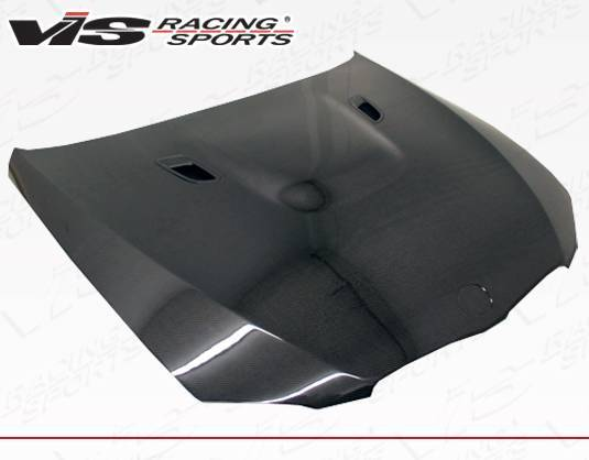 VIS Racing - Carbon Fiber Hood M3 Style for BMW 3 SERIES(E92) 2DR 11-13