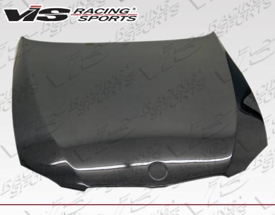 VIS Racing - Carbon Fiber Hood OEM Style for BMW 3 SERIES(E92) 2DR 11-13