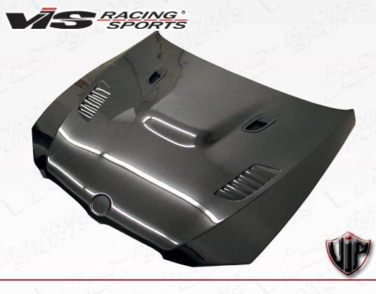 VIS Racing - Carbon Fiber Hood XTS Style for BMW 3 SERIES(E92) M3 2DR 08-14