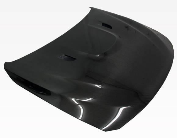 VIS Racing - Carbon Fiber Hood M3 Style for BMW 3 SERIES(F80) M3 4DR 2015-2019