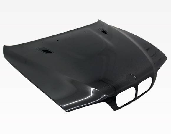 VIS Racing - Carbon Fiber Hood M3 Style for BMW 5 SERIES(E39) 4DR 97-03