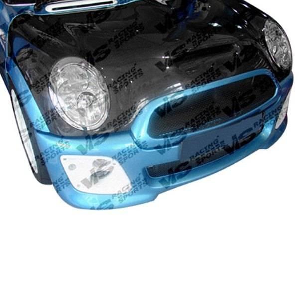 VIS Racing - Carbon Fiber Hood OEM Style for BMW Mini Cooper S Convertible 05-08