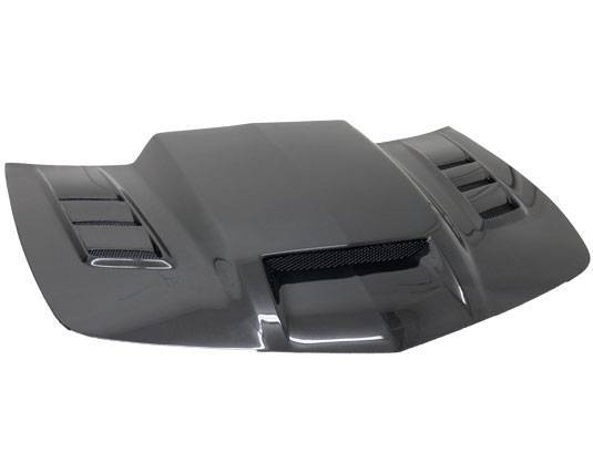 VIS Racing - Carbon Fiber Hood Terminator GT Style for Chevrolet Camaro 2DR 10-15