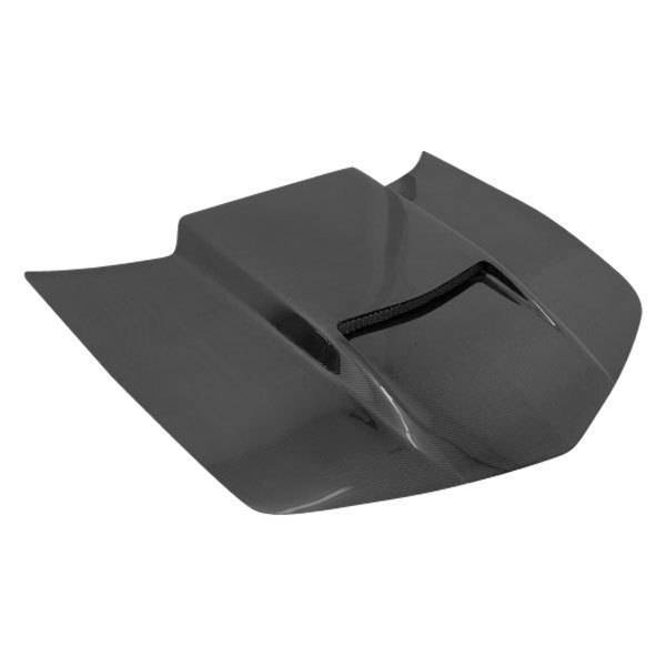 VIS Racing - Carbon Fiber Hood Viper Style for Chevrolet Camaro 2DR 10-15
