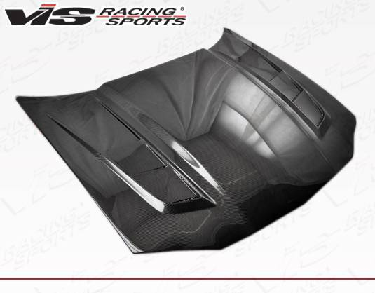 VIS Racing - Carbon Fiber Hood SCV Style for Chevrolet Camaro 2DR 98-02