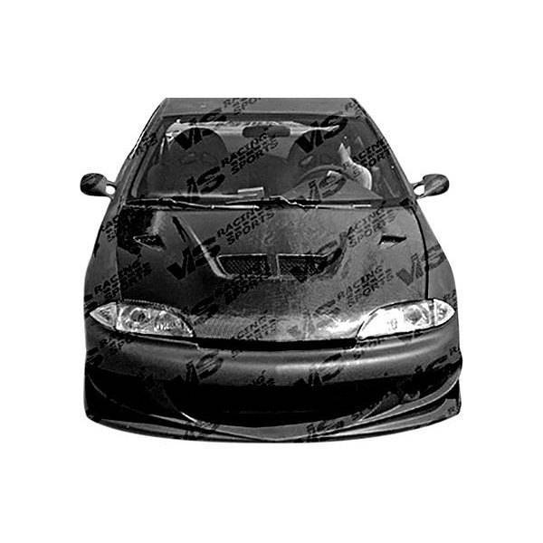 VIS Racing - Carbon Fiber Hood EVO Style for Chevrolet Cavalier 2DR & 4DR 03-05