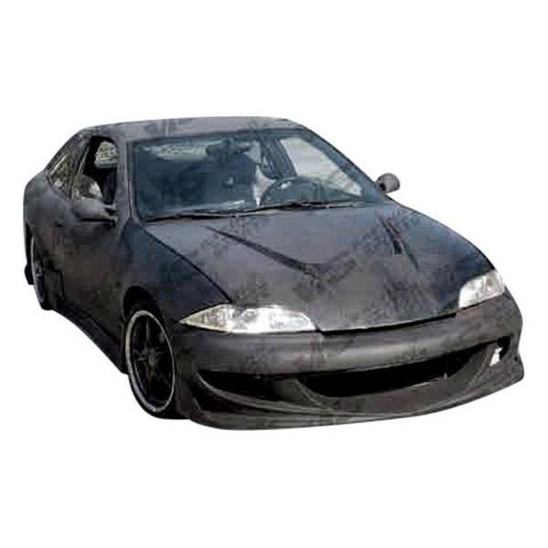 VIS Racing - Carbon Fiber Hood Invader Style for Chevrolet Cavalier 2DR & 4DR 95-02