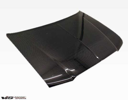 VIS Racing - Carbon Fiber Hood OEM Style for Chrysler 300/300C 4DR 05-10