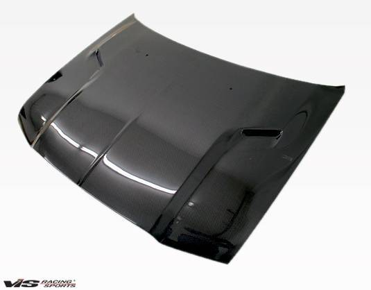 VIS Racing - Carbon Fiber Hood SRT 2 Style for Chrysler 300/300C 4DR 05-10