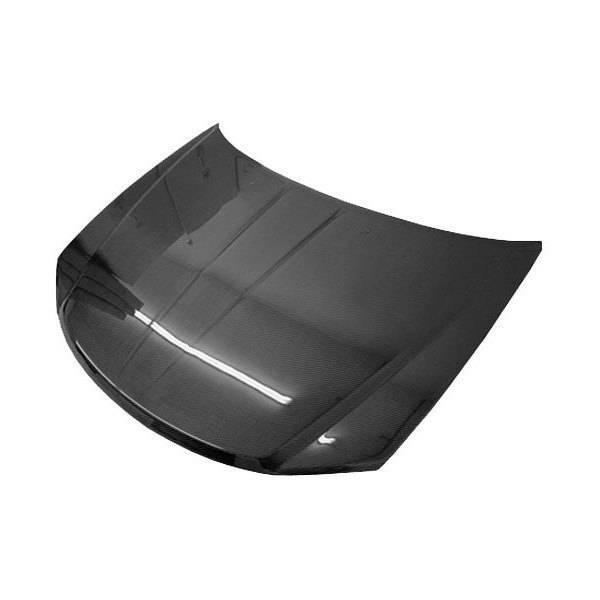 VIS Racing - Carbon Fiber Hood OEM Style for Dodge Avenger 4DR 08-09