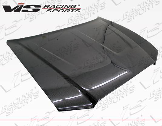VIS Racing - Carbon Fiber Hood OEM Style for Dodge Charger 4DR 11-14