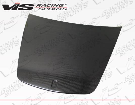 VIS Racing - Carbon Fiber Hood OEM Style for Ferrari F 360 2DR 99-04