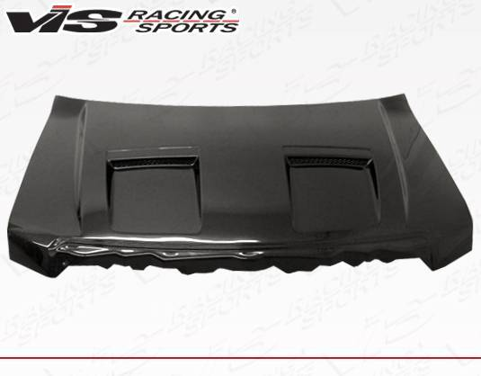 VIS Racing - Carbon Fiber Hood DS Style for Ford F150 2DR & 4DR 09-14