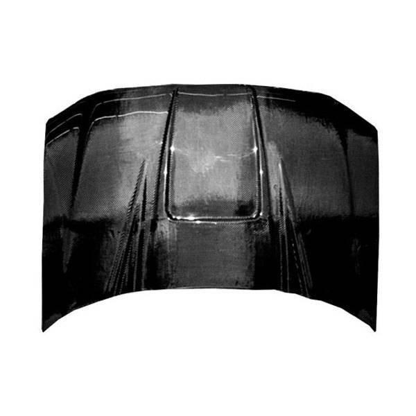 VIS Racing - Carbon Fiber Hood ZD Style for Ford F150 2DR & 4DR 04-08