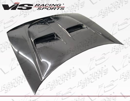 VIS Racing - Carbon Fiber Hood Xtreme GT Style for Honda Accord 2DR & 4DR 90-93