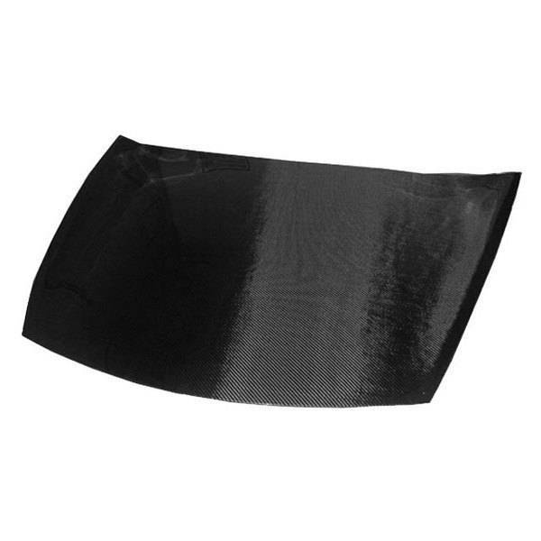 VIS Racing - Carbon Fiber Hood OEM Style for Honda Accord 2DR 08-12