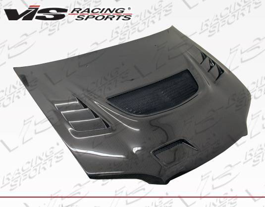 VIS Racing - Carbon Fiber Hood G Speed Style for Honda Accord 4DR 98-02