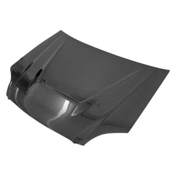 VIS Racing - Carbon Fiber Hood Invader Style for Honda Civic 2DR & 4DR 96-98