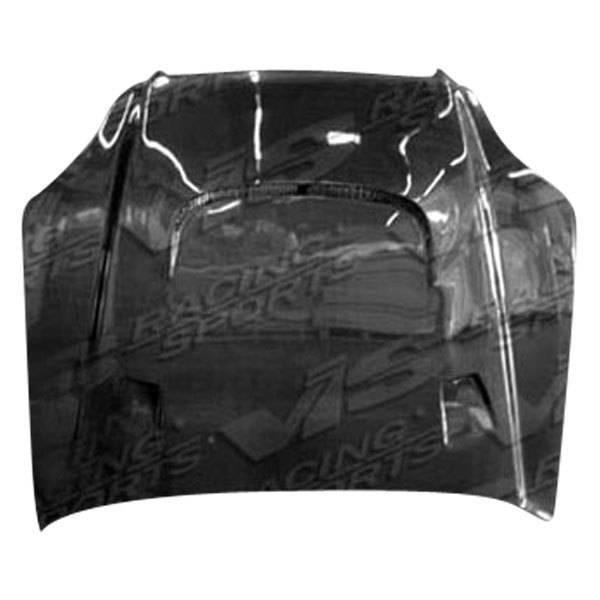 VIS Racing - Carbon Fiber Hood JS 2 Style for Honda Civic 2DR & 4DR 96-98