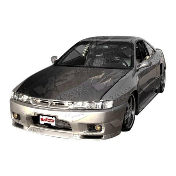 VIS Racing - Carbon Fiber Hood S14 Style for Honda Civic 2DR & 4DR 96-98