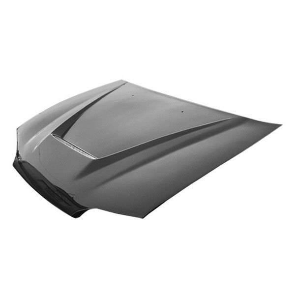 VIS Racing - Carbon Fiber Hood Invader Style for Honda Civic 2DR 92-95