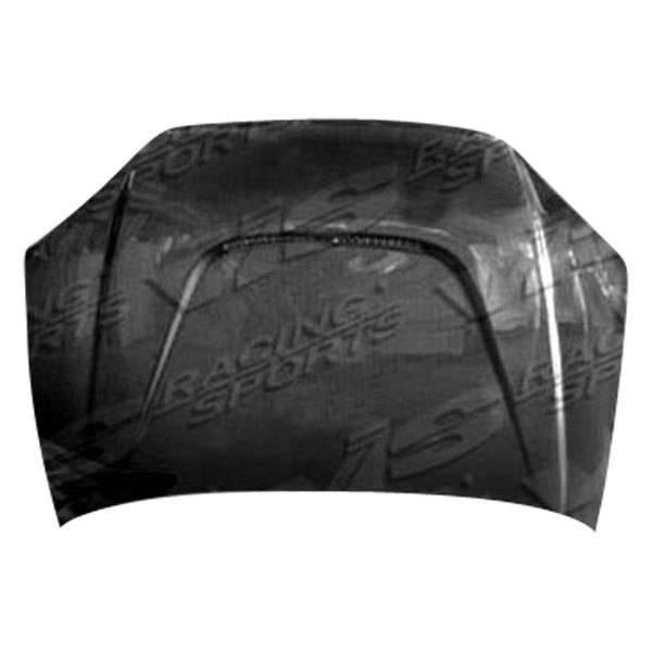 VIS Racing - Carbon Fiber Hood JS Style for Honda Civic 2DR & 4DR 01-03