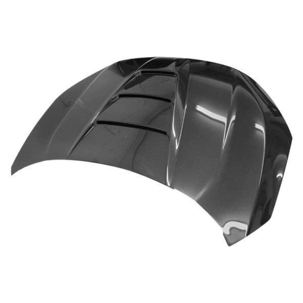 VIS Racing - Carbon Fiber Hood V Spec Style for Honda Civic 2 & 4DR 16-17