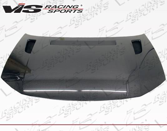 VIS Racing - Carbon Fiber Hood RVS Style for Honda Civic 4DR 12-12