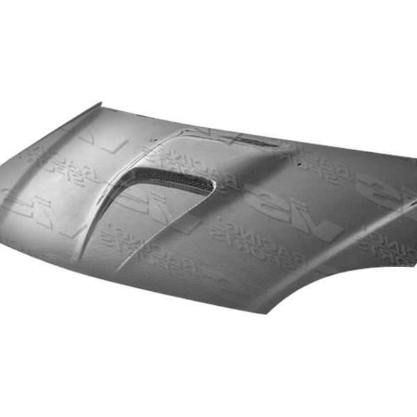 VIS Racing - Carbon Fiber Hood G Force Style for Honda Civic (Si) Hatchback 02-05