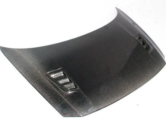 VIS Racing - Carbon Fiber Hood RR Style for Honda CR-Z Hatchback 11-16