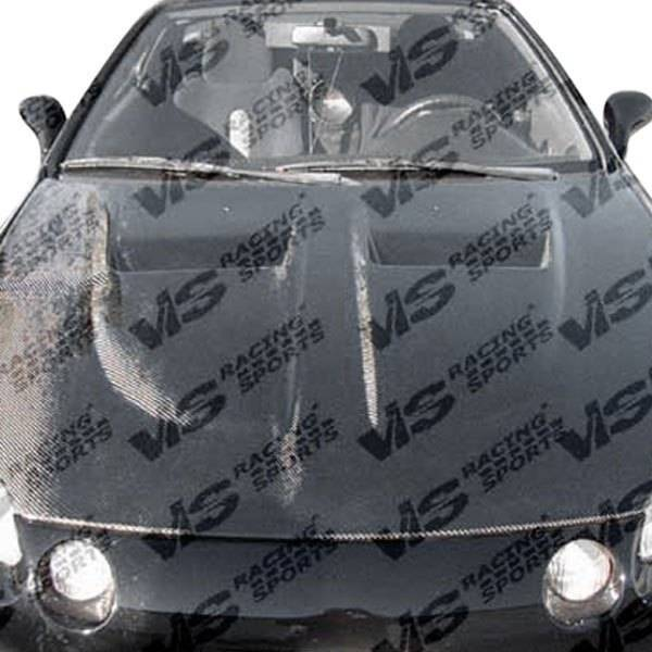 VIS Racing - Carbon Fiber Hood Xtreme GT Style for Honda Del Sol 2DR 93-97