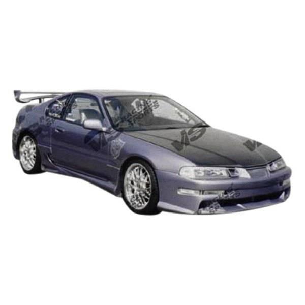 VIS Racing - Carbon Fiber Hood OEM Style for Honda Prelude 2DR 92-96