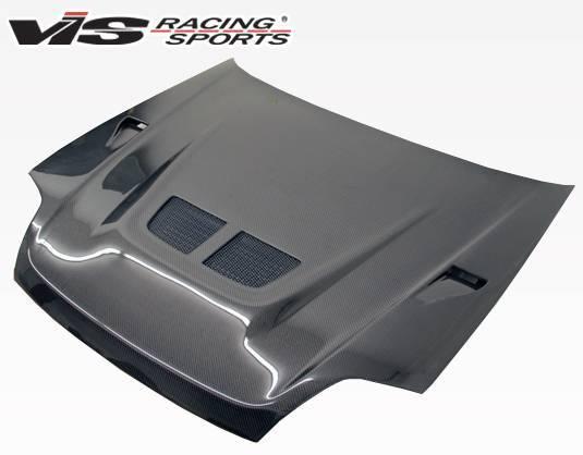 VIS Racing - Carbon Fiber Hood EVO Style for Honda Prelude 2DR 97-01