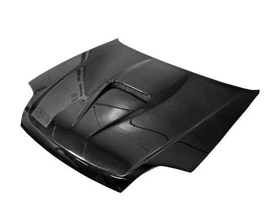 VIS Racing - Carbon Fiber Hood G Force Style for Honda Prelude 2DR 97-01