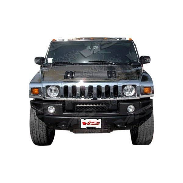VIS Racing - Carbon Fiber Hood OEM Style for Hummer H2 4DR 03-08
