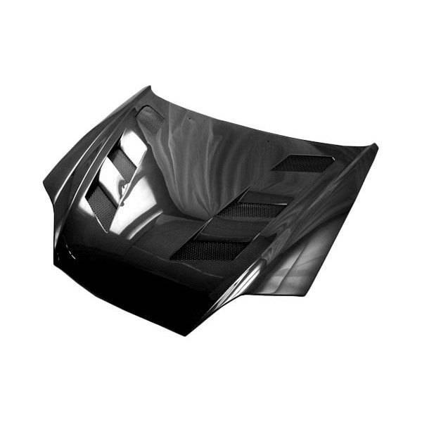 VIS Racing - Carbon Fiber Hood AMS Style for Hyundai Tiburon 2DR 03-06
