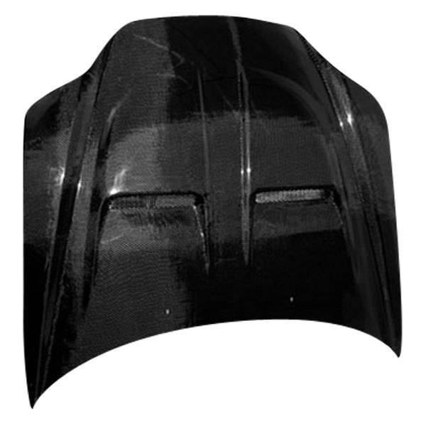 VIS Racing - Carbon Fiber Hood Xtreme GT Style for Hyundai Tiburon 2DR 03-06