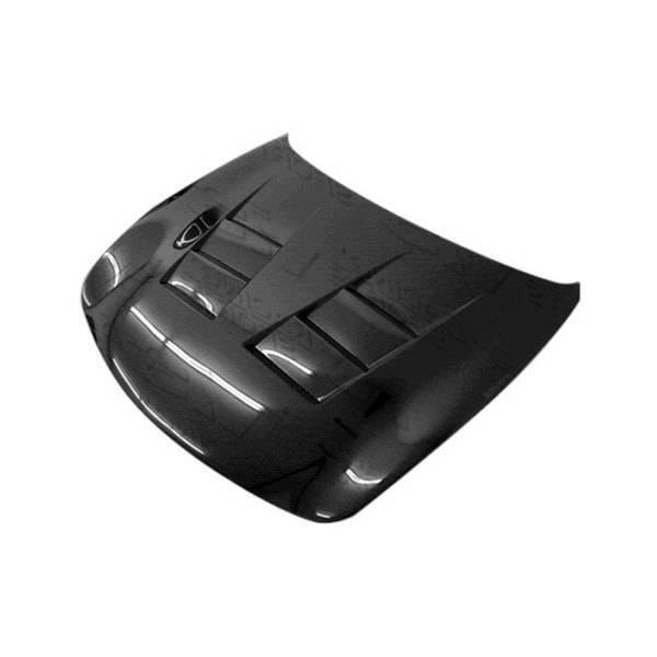 VIS Racing - Carbon Fiber Hood Terminator Style for Infiniti G35 4DR 07-08