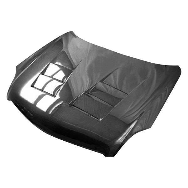 VIS Racing - Carbon Fiber Hood Terminator Style for Infiniti G35 2DR 03-07