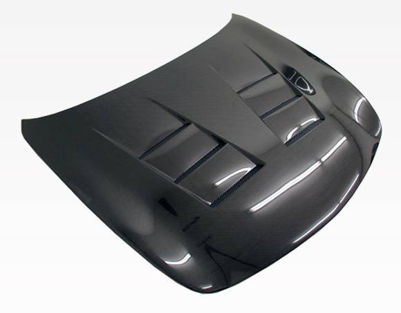 VIS Racing - Carbon Fiber Hood Terminator Style for Infiniti G37 4DR 09-13