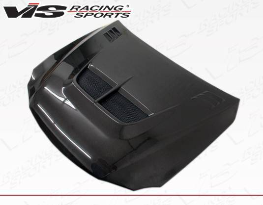 VIS Racing - Carbon Fiber Hood Cyber Style for Lexus IS250/350 4DR 06-13