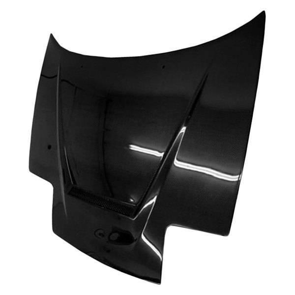 VIS Racing - Carbon Fiber Hood Invader Style for Mazda Miata 2DR 90-98