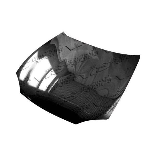 VIS Racing - Carbon Fiber Hood OEM Style for Mazda Miata 2DR 99-03