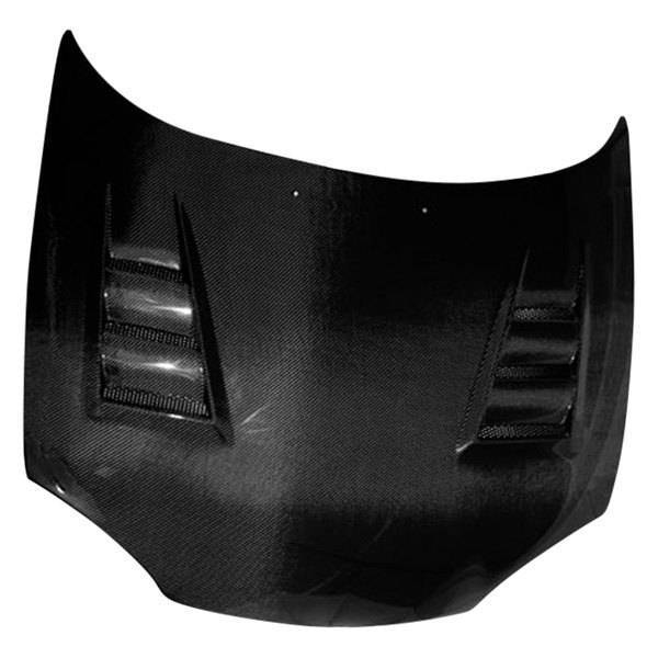 VIS Racing - Carbon Fiber Hood Terminator Style for Mazda MX 3 2DR 90-95