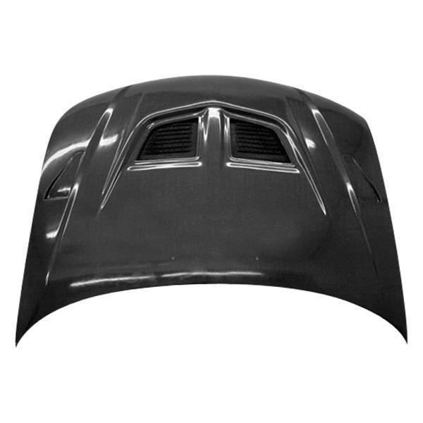 VIS Racing - Carbon Fiber Hood EVO Style for Mazda Protege 4DR 01-03