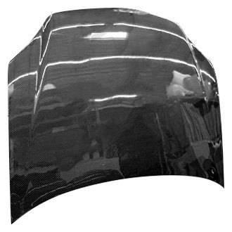 VIS Racing - Carbon Fiber Hood OEM Style for Mazda Protege 4DR 01-03